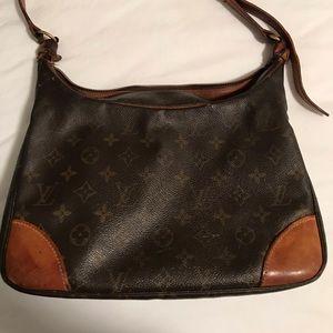 Vintage Louis Vuitton Boulogne Handbag